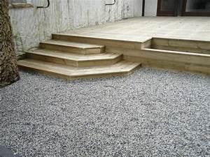 Escalier Terrasse Bois : escalier terrasse bois castorama xk35 jornalagora ~ Nature-et-papiers.com Idées de Décoration