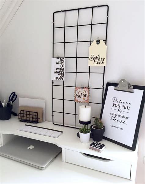 ikea black and white desk minimalist black and white workspace ikea alex desk ikea
