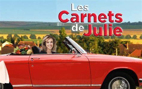 recettes de julie andrieu cuisine les carnets de julie emission tv 2012 senscritique