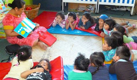 preschool grows  samoan values stuffconz