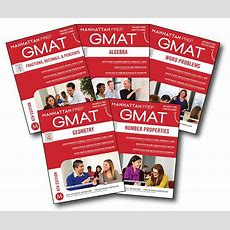 Gmat Quantitative Strategy Guide Set  Book By Manhattan Prep  Official Publisher Page Simon