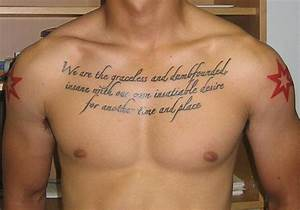 25 Meaningful Tattoos For Men You Can Engrave | CreativeFan