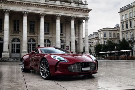 Grand Cru  Aston Martin One77 In Bordeaux On Explore #30