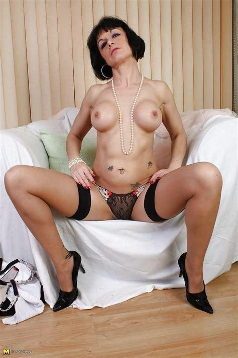 british milf barbie stroker in polkadot lingerie 102