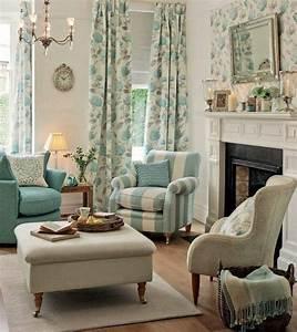 Style Et Deco : d co salon d co de style anglais et int rieur de salon ~ Zukunftsfamilie.com Idées de Décoration