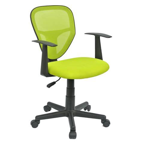 chaise de bureau enfant chaise de bureau pour enfant studio vert mobil meubles