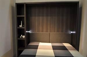 Lit En 180 : tete de lit 180 avec rangement 23 fabriquer une tete de lit en bois avec rangement mzaol ~ Teatrodelosmanantiales.com Idées de Décoration