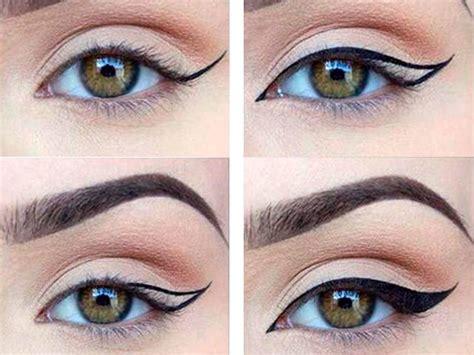 Как нарисовать стрелки на глазах? 13 невероятно простых инструкций с пошаговыми фото как сделать стрелки на глазах для начинающих