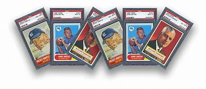 Cards Sports Sirius Auction Welcome Psa