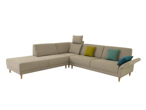 Rolf Freistil Sofa by Freistil 141 Rolf Ecksofa In Stoff Grau Mit Kissen