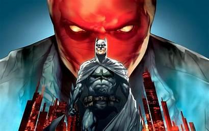 Hood Batman Jason Todd Dc Comics Superhero