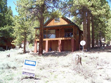 utah cabins for panguitch lake utah real estate cabin for at