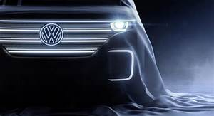 New VW Bus To Enter Production In 2017, Potential Concept