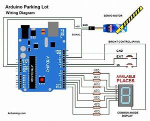Wiring Diagram  Here Is The Code     Parkingl02 Pde