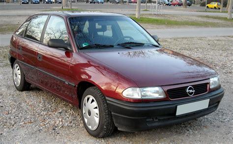 Opel Astra F by Opel Astra F W 243 ł Roboczy