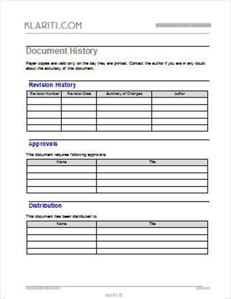 Build Document Template by Installation Guide Template Ms Word Instant