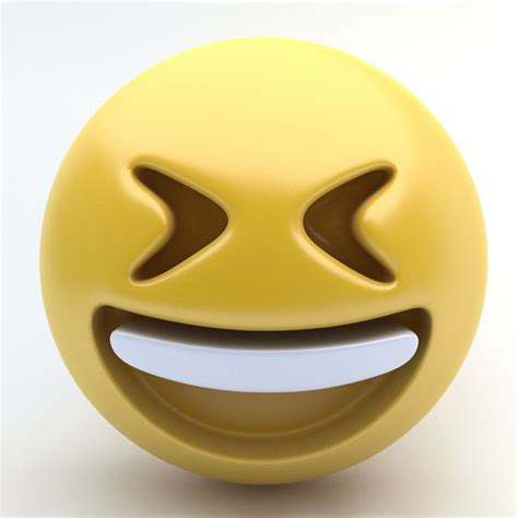 emoticon lol  cgtrader