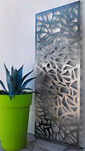 Panneau Décoratif Extérieur : panneau d coratif ext rieur en m tal aluminium un ~ Premium-room.com Idées de Décoration