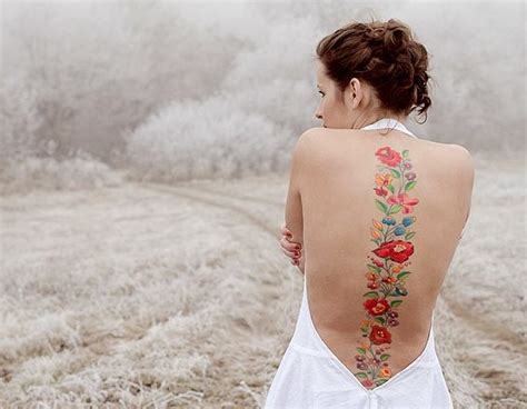 places   body   tattoos  women