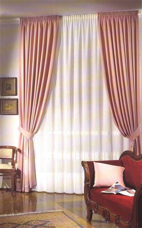 tende con calate e mantovane affordable aral tendaggi scheda prodotto tende da