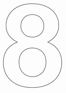 Number 8 Coloring Pages Only Coloring Pages