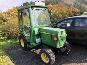 John Deere Kleintraktor : gebrauchte landmaschinen ~ Kayakingforconservation.com Haus und Dekorationen