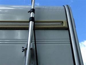 Maxview Tv Aerial Mast Pole Clamps For Caravan Motorhome