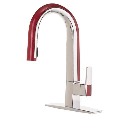 cleanflo matisse single handle pull sprayer kitchen