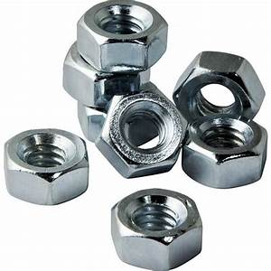 Zinc Coated Hex Nuts Rockler Woodworking and Hardware