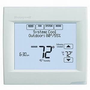 Honeywell Vision Pro 8000 3 Heat   2 Cool Wifi Programmable