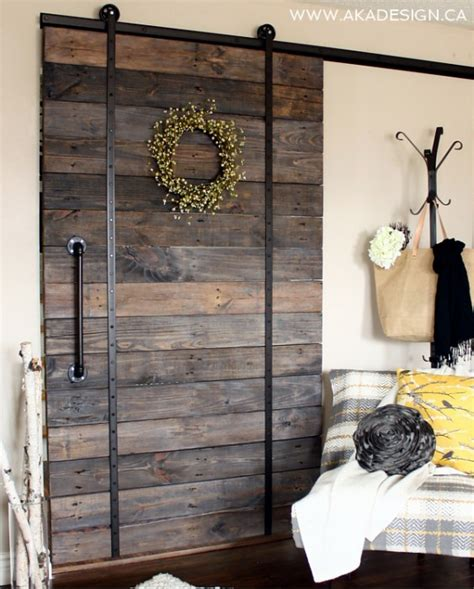 50 ways to use interior sliding barn doors in your home