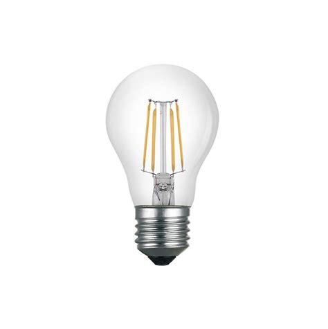 dc 12v 36v 6w a19 a60 led filament vintage light bulb