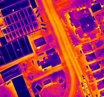 Thermal Maps Energy Heat Loss Mapping Imaging