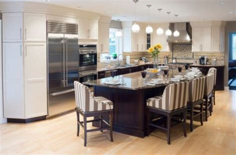 big kitchen island designs decors archive multi functional kitchen