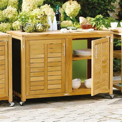 meuble de rangement exterieur meubles exterieur rangement