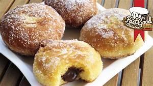 Comment Faire Des Beignets : la recette de beignet au nutella fastgoodcuisine youtube ~ Dode.kayakingforconservation.com Idées de Décoration