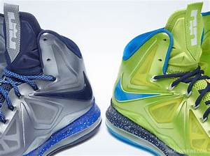 Nike LeBron X iD - Finished Samples - SneakerNews.com