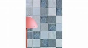 Papier Peint Vinyl Imitation Carrelage : carrelage imitation papier peint maison travaux ~ Premium-room.com Idées de Décoration
