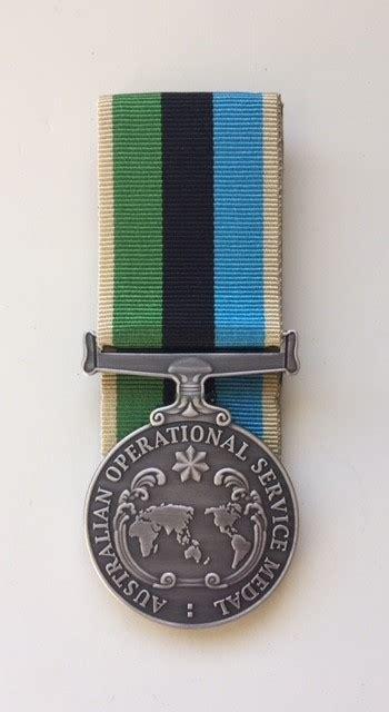 medal australian operational service medal osm greater