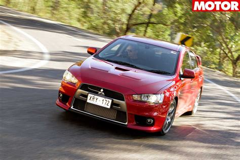 2008 Mitsubishi Lancer Reviews by 2008 Mitsubishi Lancer Evolution X Drive Review