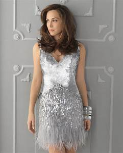 silver sequin feather wedding guest dress onewedcom With silver sequin wedding dress