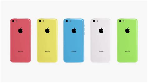 iphone 5c colors iphone 5c five colors back obama pacman
