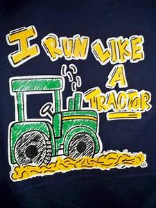 Southern Chaps Funny Run Like Tractor Boy Youth Kids