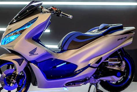 Modif Honda Pcx 150 Futuristik Tekno