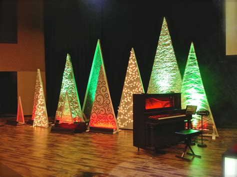 christmas stage decorations img 0073 stage design stage design churches and church stage