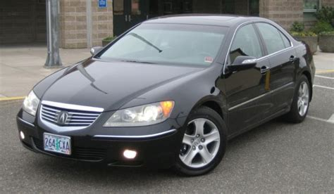Acura Rl Gas Mileage by The Top 10 Acura Models Of The 2000s