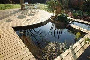 Jeux D Eau Jardin : bassin d 39 eau dans le jardin 85 id es pour s 39 inspirer ~ Melissatoandfro.com Idées de Décoration