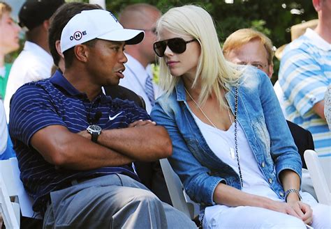 Celebrity Swimsuit: Tiger Woods And His Family Pics ...