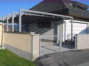 Carport Metall Bausatz : carports carports aus metall metall tec ~ Whattoseeinmadrid.com Haus und Dekorationen