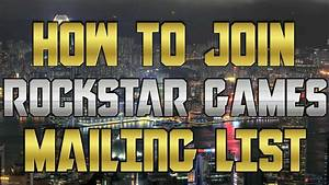 Rockstar, propaganda mailing list 200k